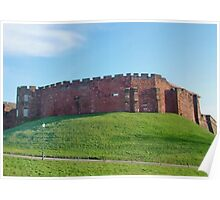 Chester Castle Poster