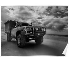 Freedom is a 4x4 Poster