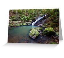 Kondalilla Falls, QLD - Australia Greeting Card