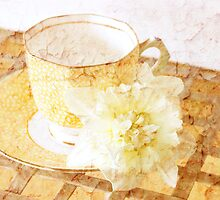 My Favourite Teacup by Margi