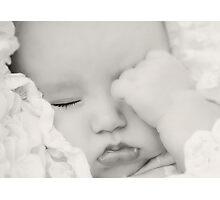 Sleeping Beauty | Alexandria Photographic Print