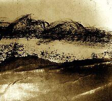 desert brush.... by banrai