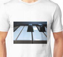 Note That Key - Synthesizer Keyboard Unisex T-Shirt