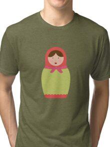 Matryoshka Doll #2 Tri-blend T-Shirt