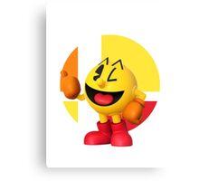 I Main Pac-Man Canvas Print
