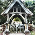 Church Gate,St,Stephens,Hammerwood,East Sussex by Hovis