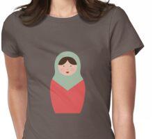 Matryoshka Doll #4 Womens Fitted T-Shirt