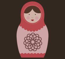 Matryoshka Doll #6 by melissagavin