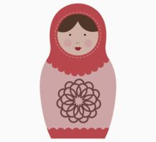 Matryoshka Doll #6 Kids Clothes