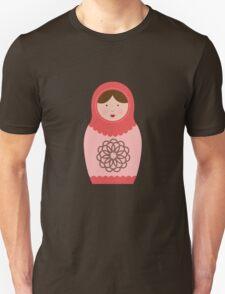 Matryoshka Doll #6 Unisex T-Shirt