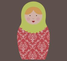 Matryoshka Doll #8 Kids Clothes