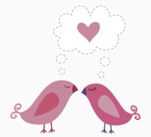Love Birds by melissagavin