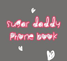 Silversaurus Range- Sugar Daddy Phone Book by DoctorNeek