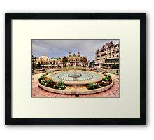 Casino of Monte Carlo Framed Print