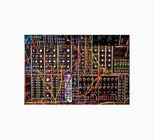 Moog Modular Synthesizer Control Panel Unisex T-Shirt
