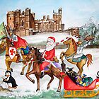Santa tours Sussex - Arundel by Corrina Holyoake