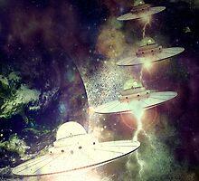 Invasion Imminent by Vanessa Barklay