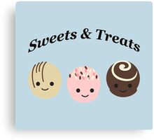 Sweets and Treats Canvas Print