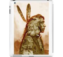 Inside the Indian. iPad Case/Skin