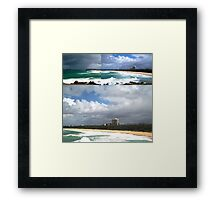 Coffs Harbour/ Macauley's Headland. Framed Print