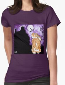 Spooky Series-Frankly Sweetheart, We are Made for Each Other Womens Fitted T-Shirt