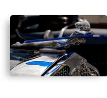 Model A Body Surfer Canvas Print
