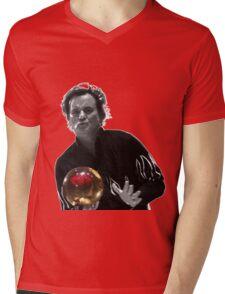 Kingpin - Big Ern Bowl Mens V-Neck T-Shirt