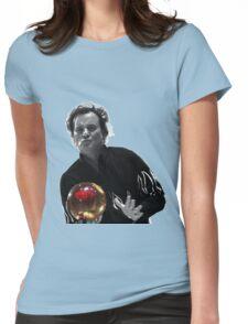 Kingpin - Big Ern Bowl Womens Fitted T-Shirt