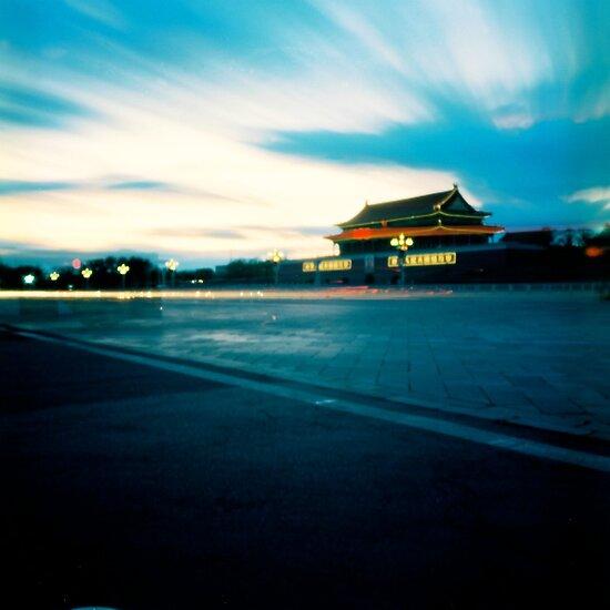Tian An Men Square  by Gamal  Istiyanto