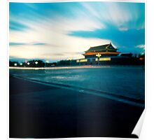 Tian An Men Square  Poster