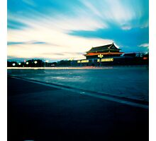 Tian An Men Square  Photographic Print