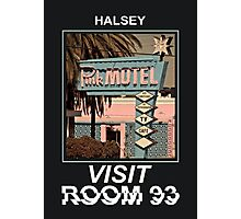 VISIT ROOM 93 Photographic Print