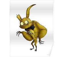 Tim Burton's SpringTrap Poster