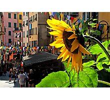 Riomaggiore - Cinque Terre, Italy Photographic Print