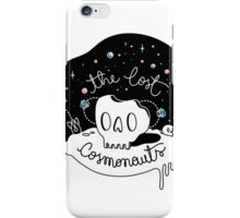 The Lost Cosmonauts iPhone Case/Skin