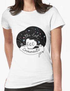 The Lost Cosmonauts Womens Fitted T-Shirt
