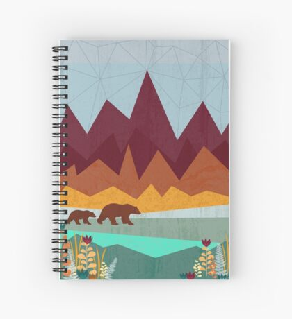 Peak Spiral Notebook