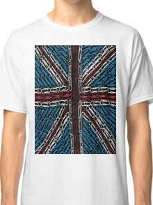 The Union Jack of Paper Clips! Classic T-Shirt