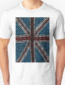 The Union Jack of Paper Clips! T-Shirt