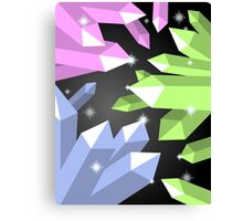 Crystal Cave of Wonder Canvas Print
