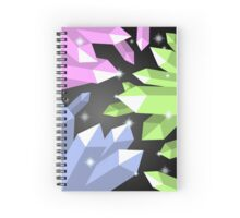 Crystal Cave of Wonder Spiral Notebook
