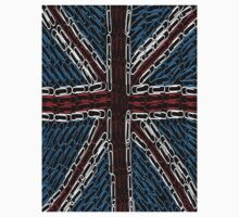 The Union Jack of Paper Clips by jep983