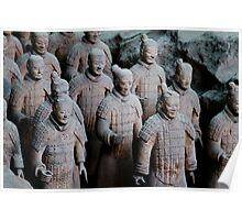 China - Terra Cotta Warriors 2 Poster