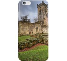 Culross Abbey iPhone Case/Skin