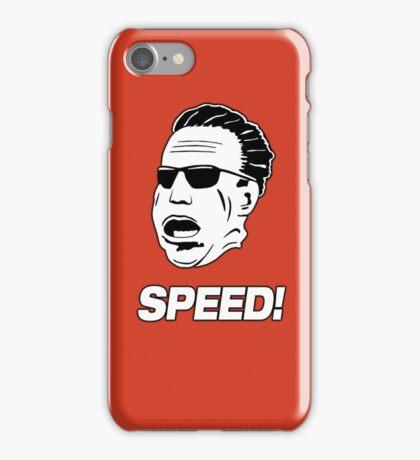 """Jeremy Clarkson """"Speed"""" Top Gear iPhone Case/Skin"""