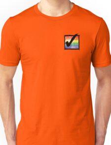 Gay? Tick! Unisex T-Shirt