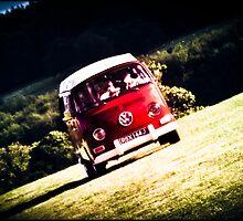 Summer Fun Van by angelimagine