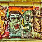192/A - Graffiti in Istanbul by kutayk