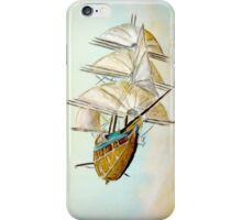 RLS Legacy (Treasure Planet) iPhone Case/Skin