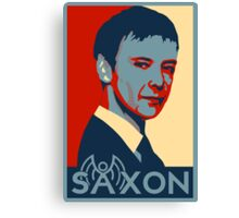 Saxon for PM-Clean Version Canvas Print